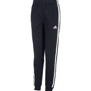 EUC Adidas Black&White 3-Stripe JoggersSize 14/16